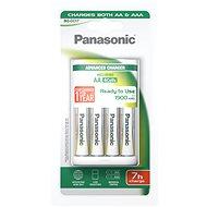 Panasonic BQ-CC17 + 4x AA 1900mAh - Nabíječka