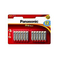Panasonic AAA LR03 PPG/12BW Pro Power - Baterie
