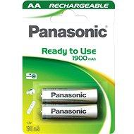 Panasonic Ready to Use AA HHR-3MVE/2BC 1900 mAh - Nabíjecí baterie