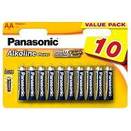 Panasonic AA Alkaline Power LR6 10ks - Baterie