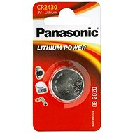 Panasonic CR2430 - Knoflíkové baterie
