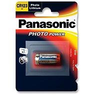 Panasonic CR-123A - Jednorázová baterie
