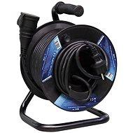 Emos Gumový prodlužovací kabel na bubnu - spojka 25m - Napájecí kabel