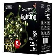 Emos 600 LED Xmas CLASSIC MF - Vánoční řetěz