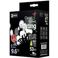 Emos 480 LED Xmas CHERY TIMER - Vánoční osvětlení