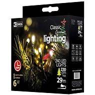 Emos 240 LED Xmas CLAS TIMER  - Vánoční řetěz