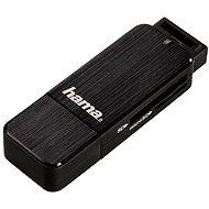 Hama USB 3.0 černá - Čtečka karet