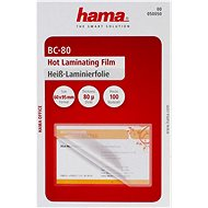 Hama Hot Laminating film 50050 - Laminovací fólie