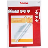Hama Hot Laminating film 50055 - Laminovací fólie