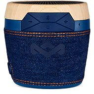 House of Marley Chant Mini - denim - Bluetooth reproduktor