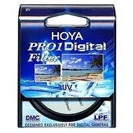 HOYA 52mm Pro 1D DMC cirkulární - Polarizační filtr