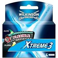 WILKINSON Xtreme3 System (4 ks) - Pánské náhradní hlavice