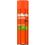 GILLETTE Fusion Sensitive 200 ml