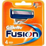 GILLETTE Fusion - Pánské náhradní hlavice