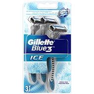 GILLETTE Blue3 Ice 3 ks - Holítka