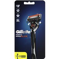 GILLETTE Fusion ProGlide Flexball s 2 hlavicemi - Holicí strojek