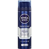 NIVEA Men Protect&Care Shaving Foam 200 ml - Pěna na holení