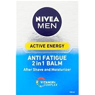 Balzám po holení NIVEA Men Active Energy After Shave Balm 100 ml - Balzám po holení