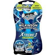 WILKINSON Xtreme3 Ultimate Plus (4 ks) - Holítka