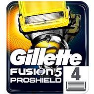 GILLETTE Fusion Proshield 4 ks - Pánské náhradní hlavice