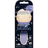 WILKINSON Intuition Dry Skin + 1 náhradní hlavice - Dámský holicí strojek