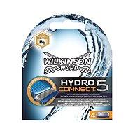 WILKINSON HYDRO Connect 5 náhradní hlavice (4ks) - Pánské náhradní hlavice