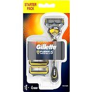 GILLETTE Fusion Proshield shaver + head 4 pcs