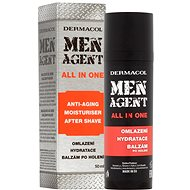 DERMACOL Men Agent Beard Oil Treatment 50 ml - Gel po holení