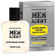 DERMACOL Men Agent After Shave Lotion Poker face 100 ml - Voda po holení