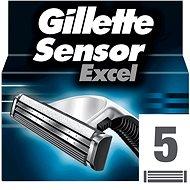 GILLETTE SensorExcel 5 ks - Pánské náhradní hlavice