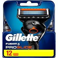 GILLETTE Fusion ProGlide 12 ks - Pánské náhradní hlavice