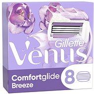GILLETTE Venus ComfortGlide Breeze 8 ks  - Dámské náhradní hlavice