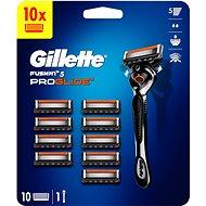 GILLETTE Fusion ProGlide + Replacement Heads, 10pcs
