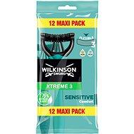 Holítka WILKINSON Xtreme3 Sensitive Pure 12 ks - Holítka