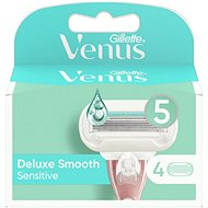 GILLETTE Venus Extra Smooth Sensitive, 4pcs - Women's Replacement Shaving Heads