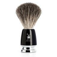 Štětka na holení MÜHLE Rytmo Black Pure Badger - Štětka na holení