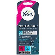 VEET Wax Strips Face Sensitive Skin 40 ks - Depilační pásky