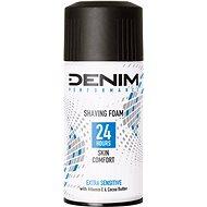 Pěna na holení DENIM Extra Sensitive Foam 300 ml - Pěna na holení