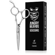 ANGRY BEARDS Edward Nůžky na vousy - Nůžky