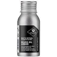 DEAR BEARD Man's Ritual Beard Oil Amber 50 ml - Olej na vousy
