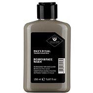 DEAR BEARD Man's Ritual Beard and Face Gel 150 ml - Čisticí gel