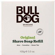 BULLDOG Shave Soap Refill 100 g  - Mýdlo na holení