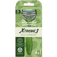 WILKINSON Xtreme3 ECO Green 4 pcs - Razors