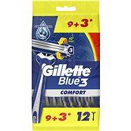 Holítka GILLETTE Blue3 Comfort 12 ks - Holítka