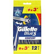 Holítka GILLETTE Blue3 Sensitive 12 ks - Holítka
