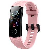 Honor Band 5 Coral Pink - Fitness náramek