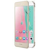 Honor 8 Pro View Cover Gold - Pouzdro na mobilní telefon