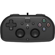 HORI Wired Mini Gamepad černý - PS4 - Gamepad