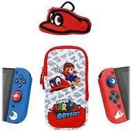 HORI Mario Odyssey Starter Kit - Nintendo Switch - Příslušenství