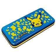 Hori Alumi Case - Pikachu Blue - Nintendo Switch - Pouzdro